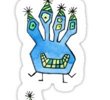 Monster Bash Sticker