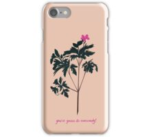 You're Gonna Do Awesomely iPhone Case/Skin