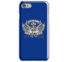 Law & Order iPhone Case/Skin