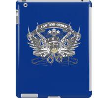 Law & Order iPad Case/Skin