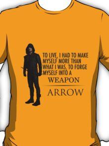 Arrow - Survive. T-Shirt