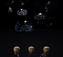 Figrin D'an and the Modal Nodes by Deanomite85