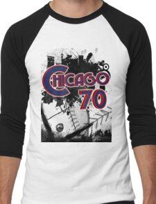 Chicago 70 Men's Baseball ¾ T-Shirt