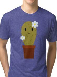 Cute baby cactus Tri-blend T-Shirt