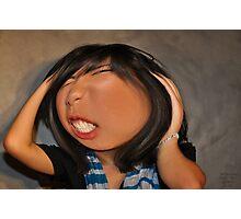 """"""" Migraine """" Photographic Print"""