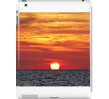 Carolina Sunset iPad Case/Skin