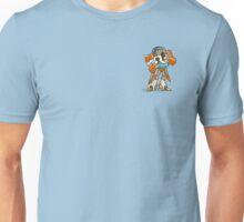 Shy Baby Blades Unisex T-Shirt