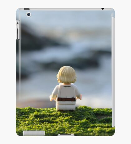 Calm iPad Case/Skin