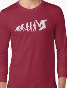 Evolution - Warhammer 40k Long Sleeve T-Shirt