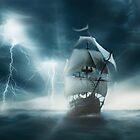 True sailing by Cliff Vestergaard