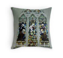 St. Marys - Denver, Norfolk Throw Pillow