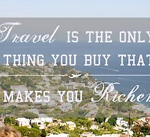 travel the world by PatrickSelf