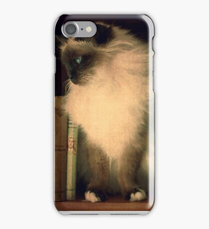 Madame Monkey iPhone Case/Skin