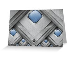 Bejeweled Plateaus Greeting Card