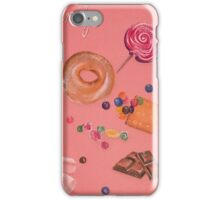 Pink Candy iPhone Case/Skin