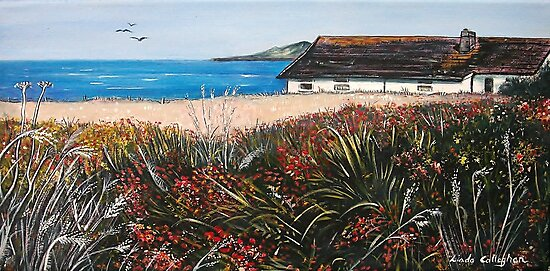 Seaview Cottage by Linda Callaghan