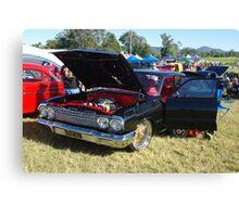 1963 Chevrolet Impala Canvas Print