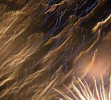 2011 New Years Fireworks - Sydney Harbour by darkhorseaustralia