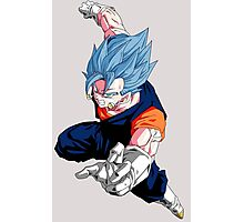 Super Saiyan God Super Saiyan Vegito Photographic Print