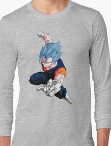 Super Saiyan God Super Saiyan Vegito Long Sleeve T-Shirt