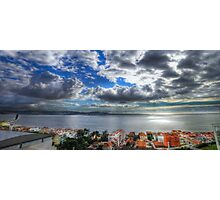 Cruz Quebrada. Oeiras Photographic Print