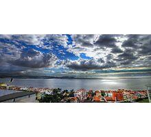 Cruz Quebrada. Oeiras Photographic Print