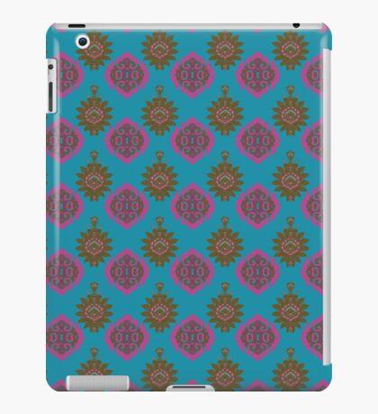 Tile Stamp iPad Case/Skin