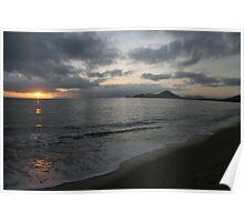 5.30am Sun rise Poster