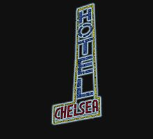 Hotel Chelsea Legends Typography Unisex T-Shirt