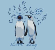 King Penguin's Love Song One Piece - Short Sleeve