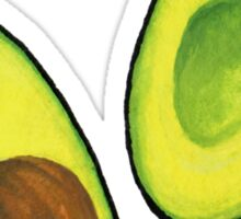 **Avocado** Sticker