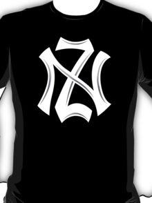NZ (White) T-Shirt