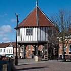 Wymondham Market Cross by BizziLizzy