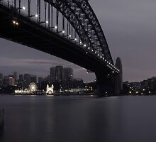 Sydney Harbour Bridge 2015 by Toni McPherson