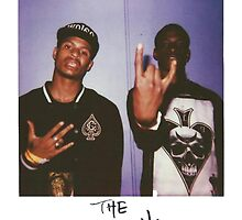 The Underachievers by rosopayah