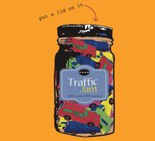 Traffic Jam - Put a lid on it by bikepath
