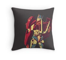Optimus Glance Throw Pillow
