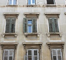 windows by husavendaczek