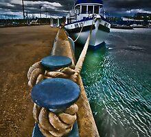Dim Calm Afternoon- Corio Bay Geelong by shadesofcolor