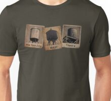 New York Water Tower Polaroids Unisex T-Shirt