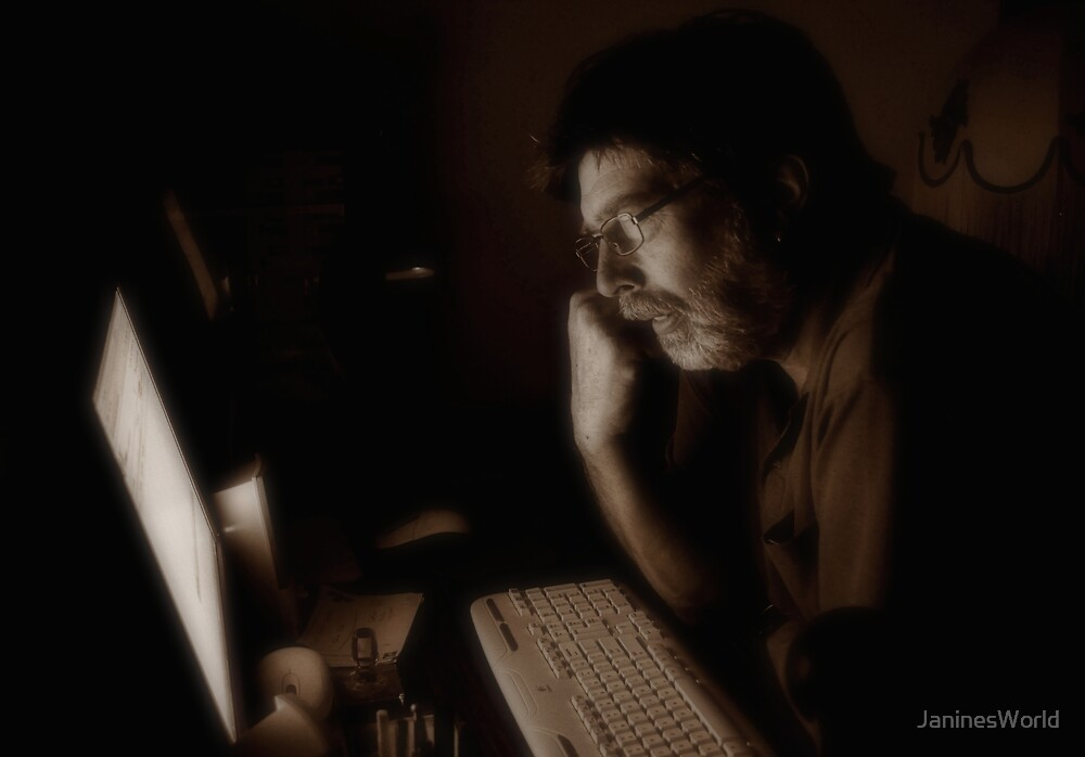 Searching The World Wide Web by JaninesWorld