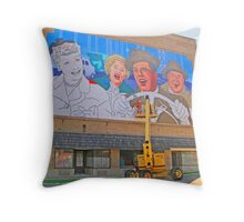 Jamestown Pride Throw Pillow