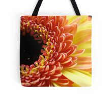 Multi-colored Gerbera Daisy Tote Bag