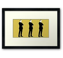 The Coulsons Framed Print