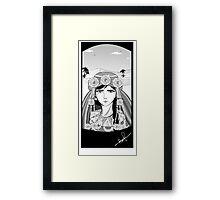 DESERT BEAUTY Framed Print