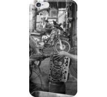 Roadside Engineers iPhone Case/Skin