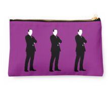 Purple Coulsons Studio Pouch