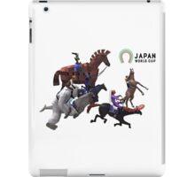 Japan World Cup 3 iPad Case/Skin