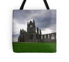 Whitby Abbey #2 Tote Bag