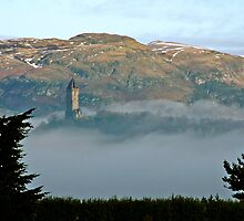 Wallace Monument by Stuart  Fellowes